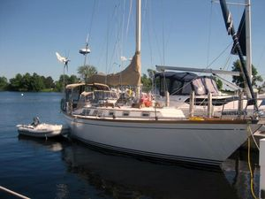 Used Bristol 38.8 Sloop Sailboat For Sale