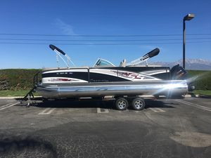 Used Premier 250 S-Series250 S-Series Pontoon Boat For Sale
