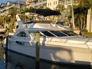 Used Sea Ray 44 Express Bridge Express Cruiser Boat For Sale