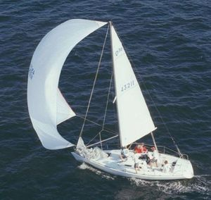 Used Pacific Boats Olson Racer and Cruiser Sailboat For Sale