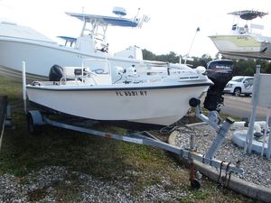 Used Stott Craft 17 CENTER CONSOLE17 CENTER CONSOLE Center Console Fishing Boat For Sale