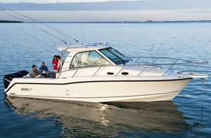 Used Boston Whaler 345 Conquest345 Conquest Saltwater Fishing Boat For Sale