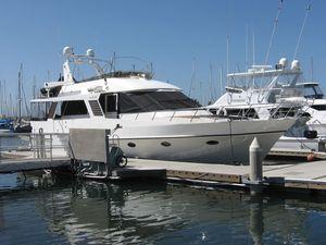Used Symbol Aft Cabin Performance Motoryacht Aft Cabin Boat For Sale
