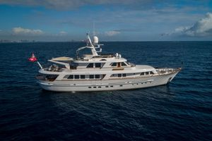 Used Hakvoort 2002 Motor Yacht For Sale