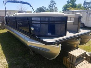 New Harris Flotebote 250 Cruiser CW Pontoon Boat For Sale
