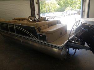 New Harris Flotebote 230 Cruiser SL Pontoon Boat For Sale