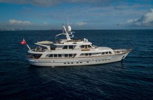 Used Hakvoort Motor Yacht For Sale