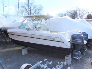 Used Glacier Bay 2740 DC Renegade Cruiser Boat For Sale