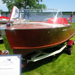 Used Century Palvo Antique and Classic Boat For Sale