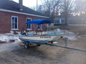 Used Boston Whaler 13 Sport13 Sport Freshwater Fishing Boat For Sale