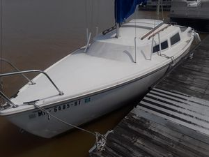 Used Catalina 22 Racer and Cruiser Sailboat For Sale