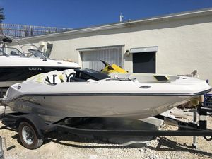 Used Scarab 165 G165 G Bay Boat For Sale