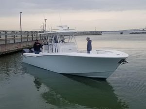 Used Invincible 36 Open Fisherman Center Console Fishing Boat For Sale