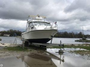 Used Penn Yan 305 Rampage Sports Fishing Boat For Sale