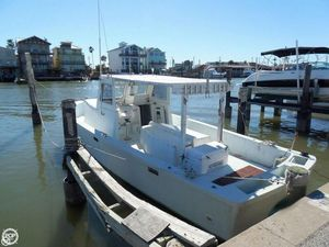 Used Uniflite Navy 36 Utility Sports Fishing Boat For Sale