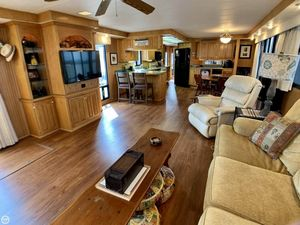 Used Lakeview 18x80 House Boat For Sale