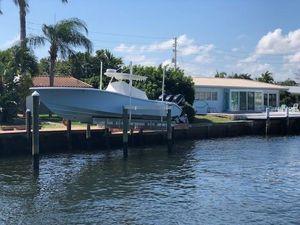 Used Yellowfin 34 Center Console W/triple Verado's Center Console Fishing Boat For Sale