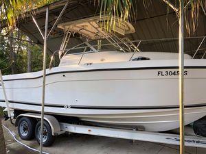 Used Seaswirl Striper 2600 Walkaround O/BStriper 2600 Walkaround O/B Saltwater Fishing Boat For Sale