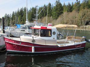 Used Ranger Tugs R21ec Cuddy Cabin Boat For Sale