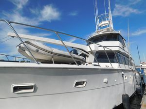 Used Hatteras 60 Convertible Motor Yacht For Sale