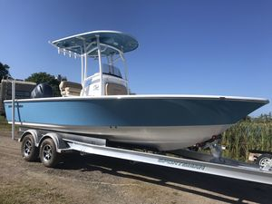New Sportsman Bay Boat For Sale