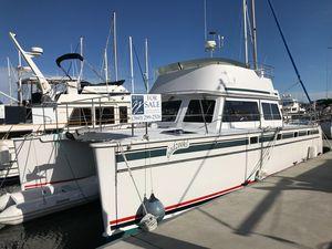 Used Pdq MV34 Power Catamaran Power Catamaran Boat For Sale