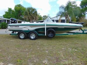 Used Nitro 288 Sport Bowrider Boat For Sale