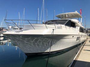 Used Navigator 6262 Motor Yacht For Sale