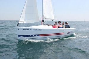 Used Beneteau ASA 22 Racer and Cruiser Sailboat For Sale
