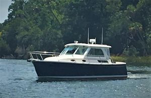 New Back Cove 30 Commercial Boat For Sale