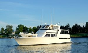 Used Viking 54 Sport Yacht Motor Yacht For Sale