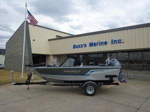 New Starweld Fusion 18 DCFusion 18 DC Aluminum Fishing Boat For Sale