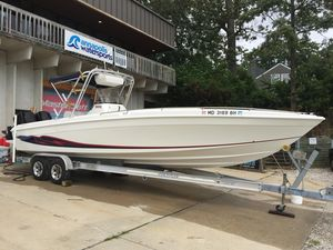 Used Wellcraft 302 Scarab302 Scarab Center Console Fishing Boat For Sale