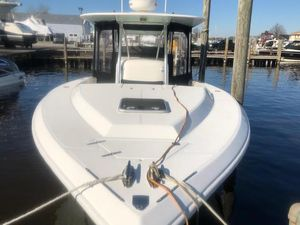 Used Venture 34 Cuddy Cabin Boat For Sale