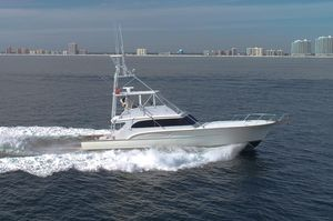 Used Buddy Davis 6161 Sports Fishing Boat For Sale