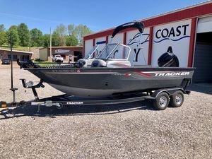 Used Tracker Targa V18Targa V18 Freshwater Fishing Boat For Sale