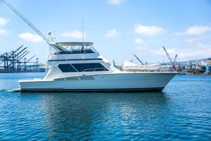 Used Hatteras 58 Convertible Fishing Boat For Sale