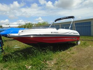 Used Hurricane 201 Sundeck201 Sundeck Deck Boat For Sale