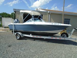 Used Tidewater 196 Dual Console Explorer196 Dual Console Explorer Dual Console Boat For Sale