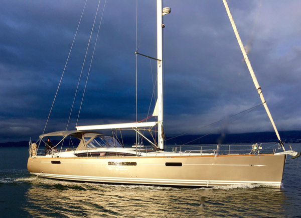 Used Jeanneau 57 Cruiser Sailboat For Sale