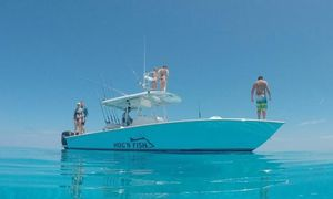 Used Jupiter Open Center Console Fishing Boat For Sale