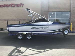 Used Supra Launch 21VLaunch 21V Ski and Wakeboard Boat For Sale