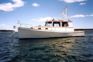 Used Young Brothers Custom Downeast Fishing Boat For Sale
