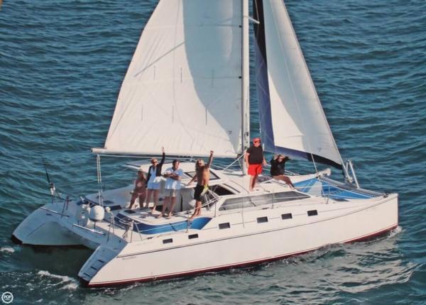 Used Pdq Yachts 32 LRC Catamaran Sailboat For Sale