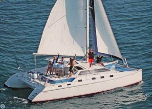 Used Pdq Yachts 32 LRC Catamaran Sailboat For Sale