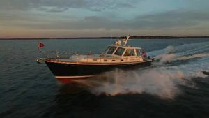 Used Grand Banks 49 Eastbay HX Express Cruiser Boat For Sale