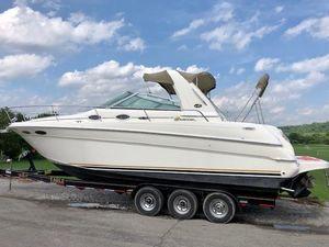 Used Sea Ray 290 Sundancer290 Sundancer Express Cruiser Boat For Sale