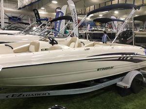 New Stingray 182 SC182 SC Deck Boat For Sale
