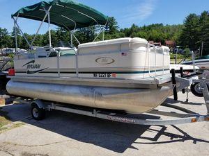 Used Sylvan 18 ELITE18 ELITE Pontoon Boat For Sale