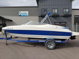 Used Larson 186 SENZA186 SENZA Bowrider Boat For Sale
